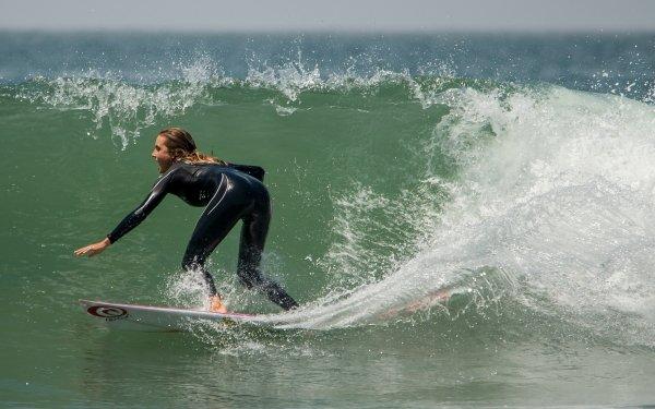 Sports Alana Blanchard Surfing HD Wallpaper   Background Image
