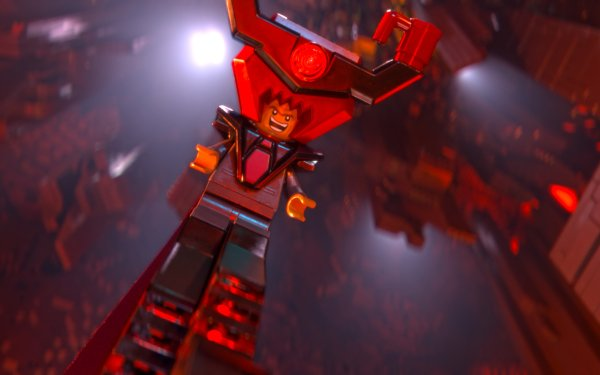 Movie The Lego Movie Lego President Business Lord Business HD Wallpaper   Background Image