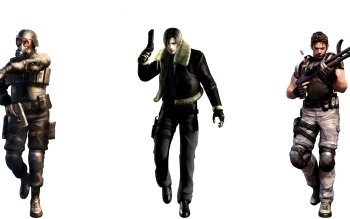 Videojuego - Resident Evil Wallpapers and Backgrounds ID : 492072
