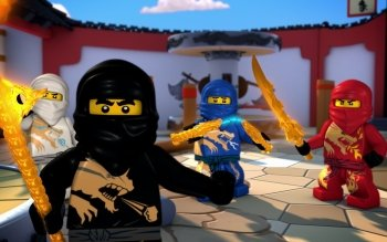 TV Show - Ninjago Wallpapers and Backgrounds ID : 492138