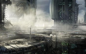 Sci Fi - City Wallpapers and Backgrounds ID : 492500
