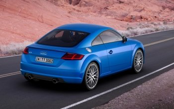 Vehicles - 2015 Audi TT Wallpapers and Backgrounds ID : 492669