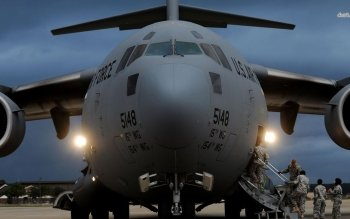 Militärt - Boeing C-17 Globemaster Iii Wallpapers and Backgrounds ID : 492988