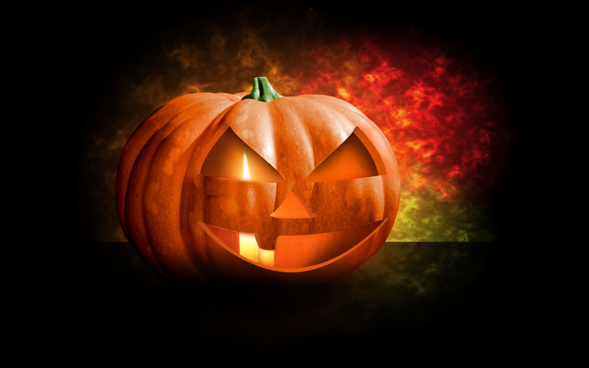 Holiday - Halloween  Jack-o'-lantern Pumpkin Wallpaper
