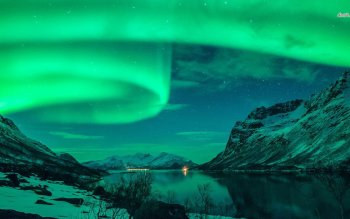 Earth - Aurora Borealis Wallpapers and Backgrounds ID : 493237