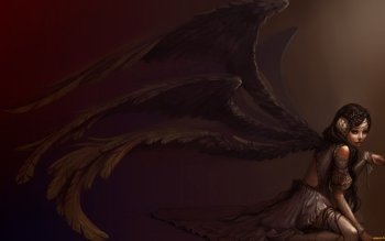 Fantasy - Angel Wallpapers and Backgrounds ID : 493899