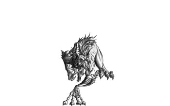 Dark - Werewolf Wallpapers and Backgrounds ID : 493975