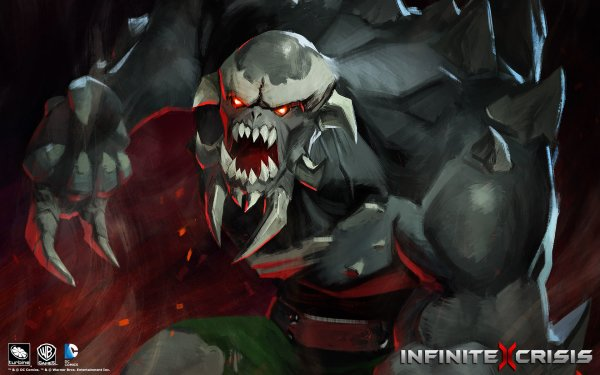 Video Game Infinite Crisis Doomsday HD Wallpaper   Background Image