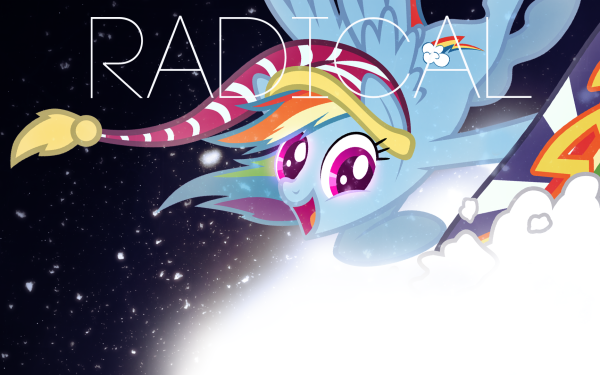 TV Show My Little Pony: Friendship is Magic My Little Pony Rainbow Dash Vector Text HD Wallpaper   Background Image