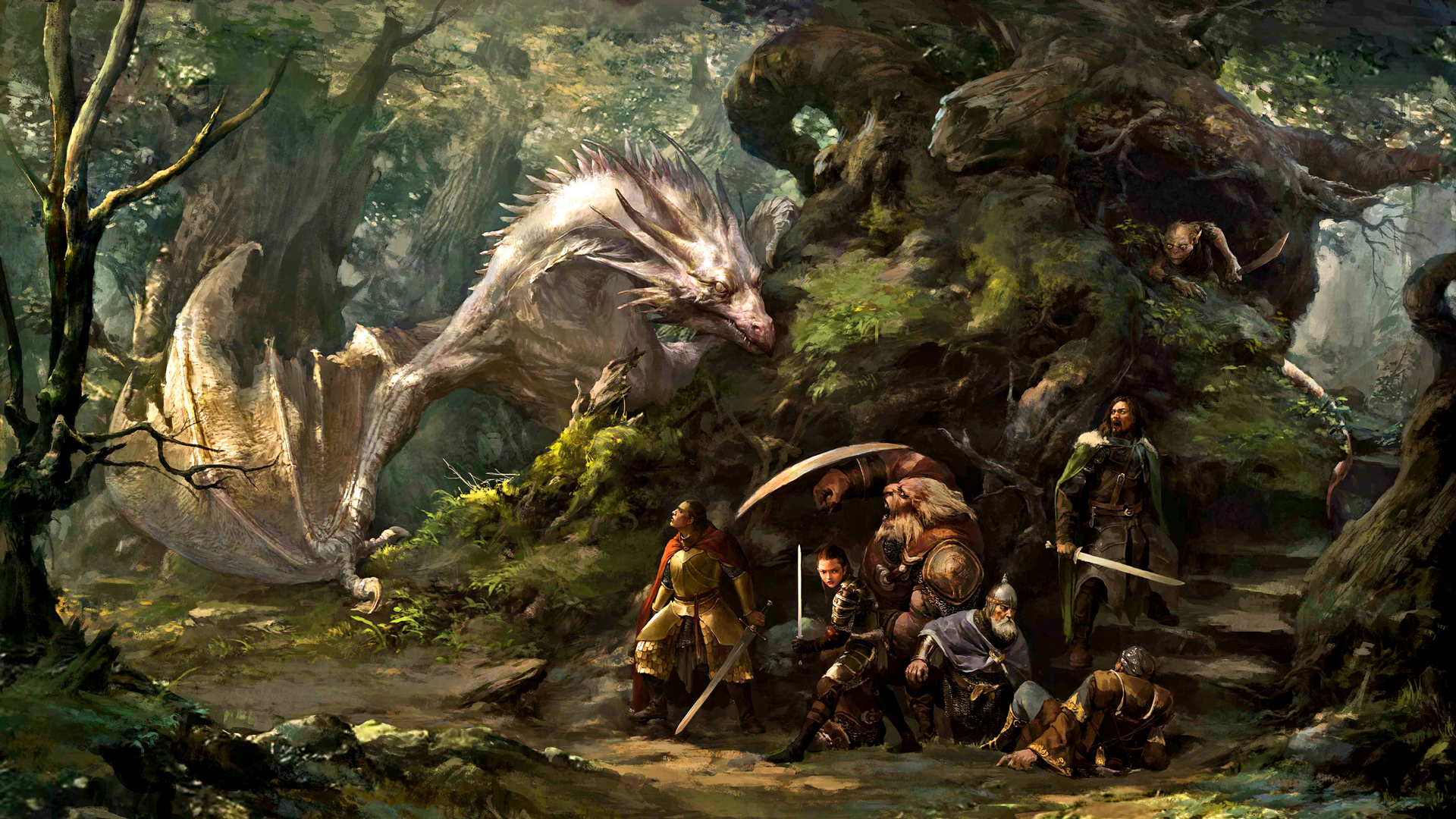 the elder scrolls online iphone 5 wallpaper