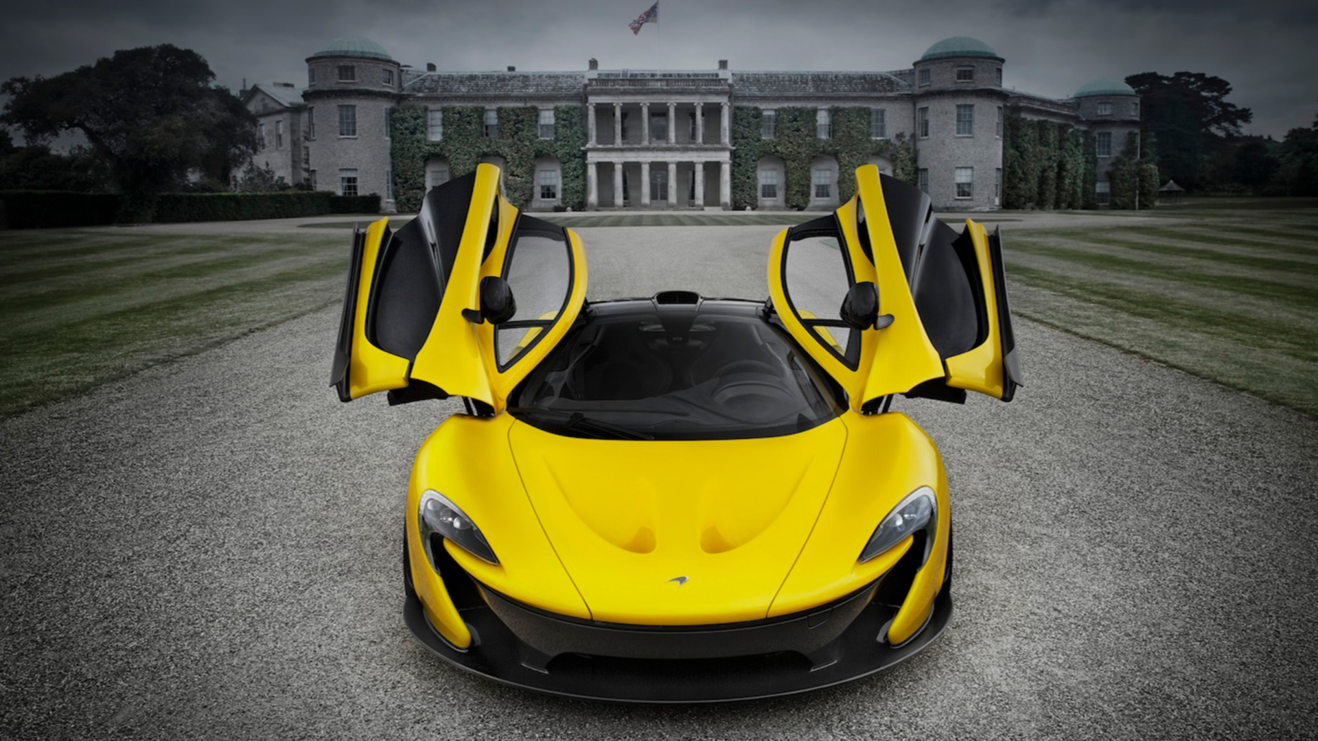 McLaren P1 Full HD Wallpaper and Background | 1920x1080 ...