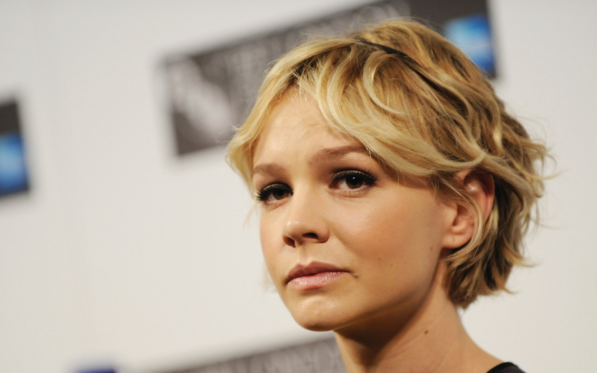 Celebrity - Carey Mulligan  Actress English Wallpaper