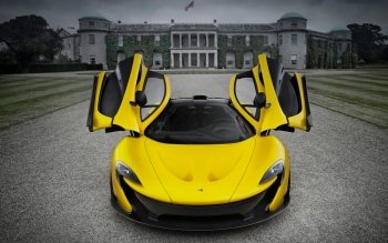 Vehicles - McLaren P1 Wallpapers and Backgrounds ID : 494651