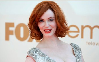 Celebrity - Christina Hendricks Wallpapers and Backgrounds ID : 494945