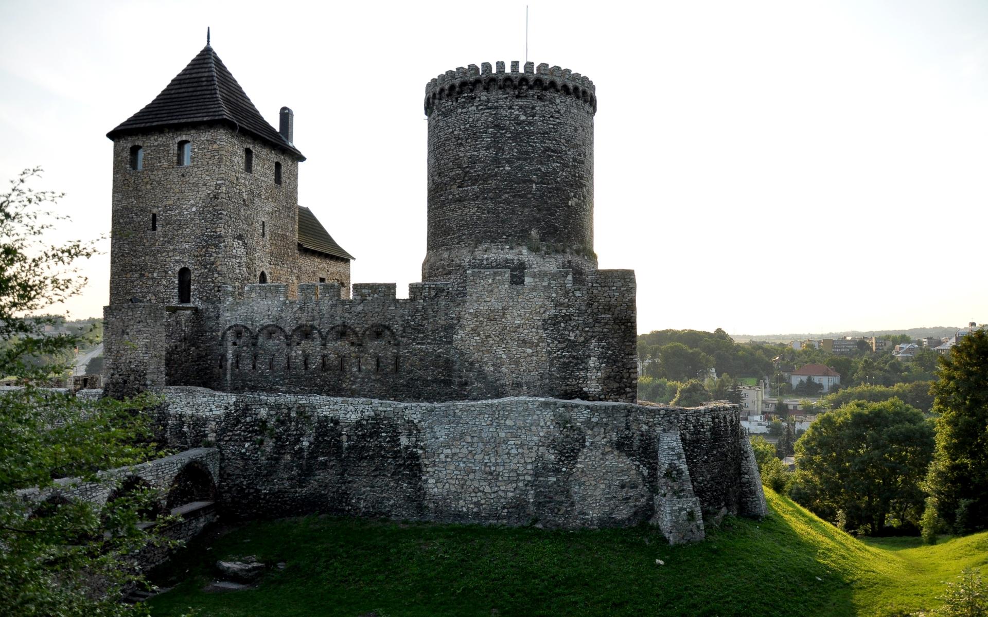 castle bedzin poland medieval - photo #26