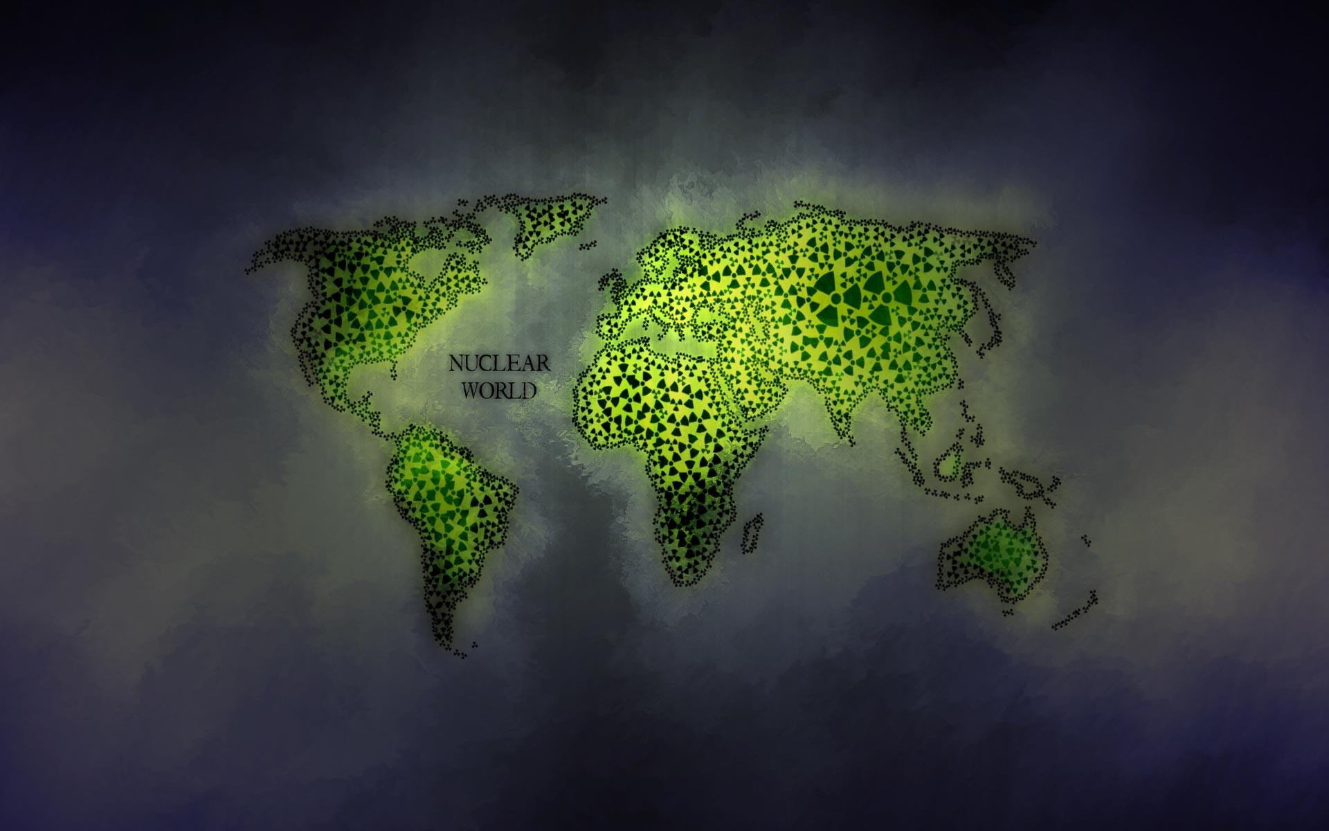 nuclear world computer wallpapers desktop backgrounds