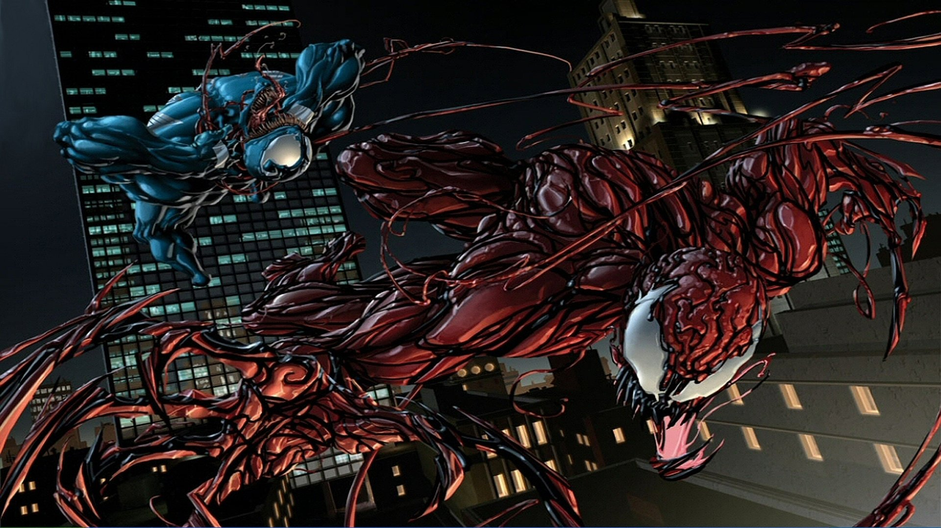 Comics - Venom Vs Carnage  Venom Carnage (Marvel) Wallpaper