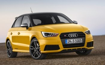 Vehicles - 2015 Audi S1 Sportback Wallpapers and Backgrounds ID : 495327