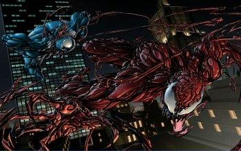 Venom Carnage Wallpaper Hd