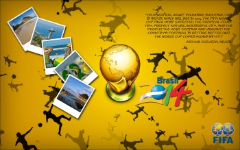 Deporte - Fifa World Cup Brazil 2014 Wallpapers and Backgrounds ID : 495963