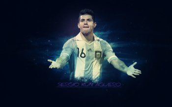 Sports - Sergio Kun Aguero Wallpapers and Backgrounds ID : 495993