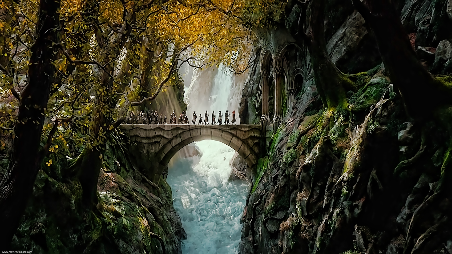 The Hobbit: The Desolation Of Smaug Computer Wallpapers ...
