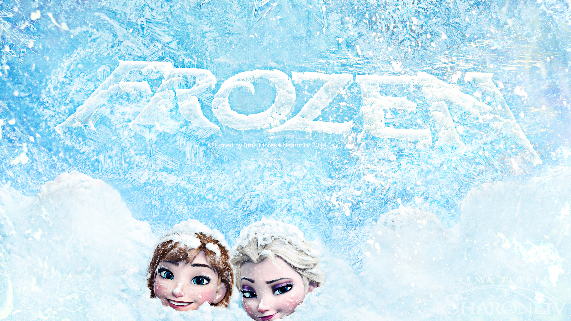 The Most Amazing amp Best Frozen Wallpapers On The Web