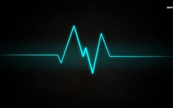 Technology - Heartbeat Wave Wallpapers and Backgrounds ID : 496390