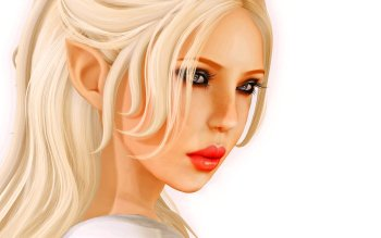 Fantasy - Elf Wallpapers and Backgrounds ID : 496687