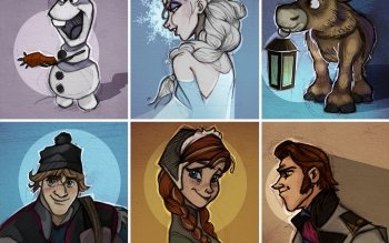 Movie - Frozen Wallpapers and Backgrounds ID : 496725