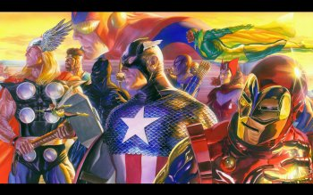 Strips - Avengers Wallpapers and Backgrounds ID : 496995
