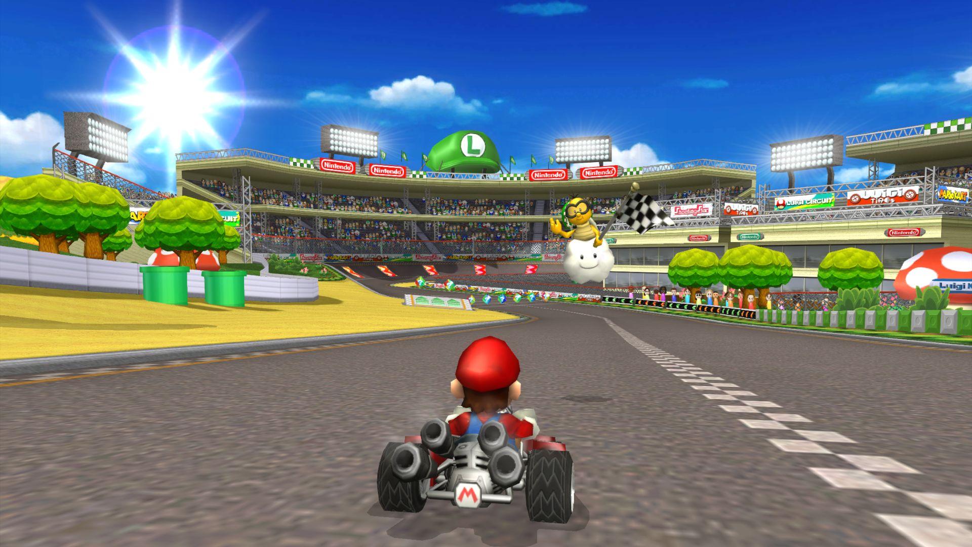 Mario Kart Wii Emulator Laserfasr