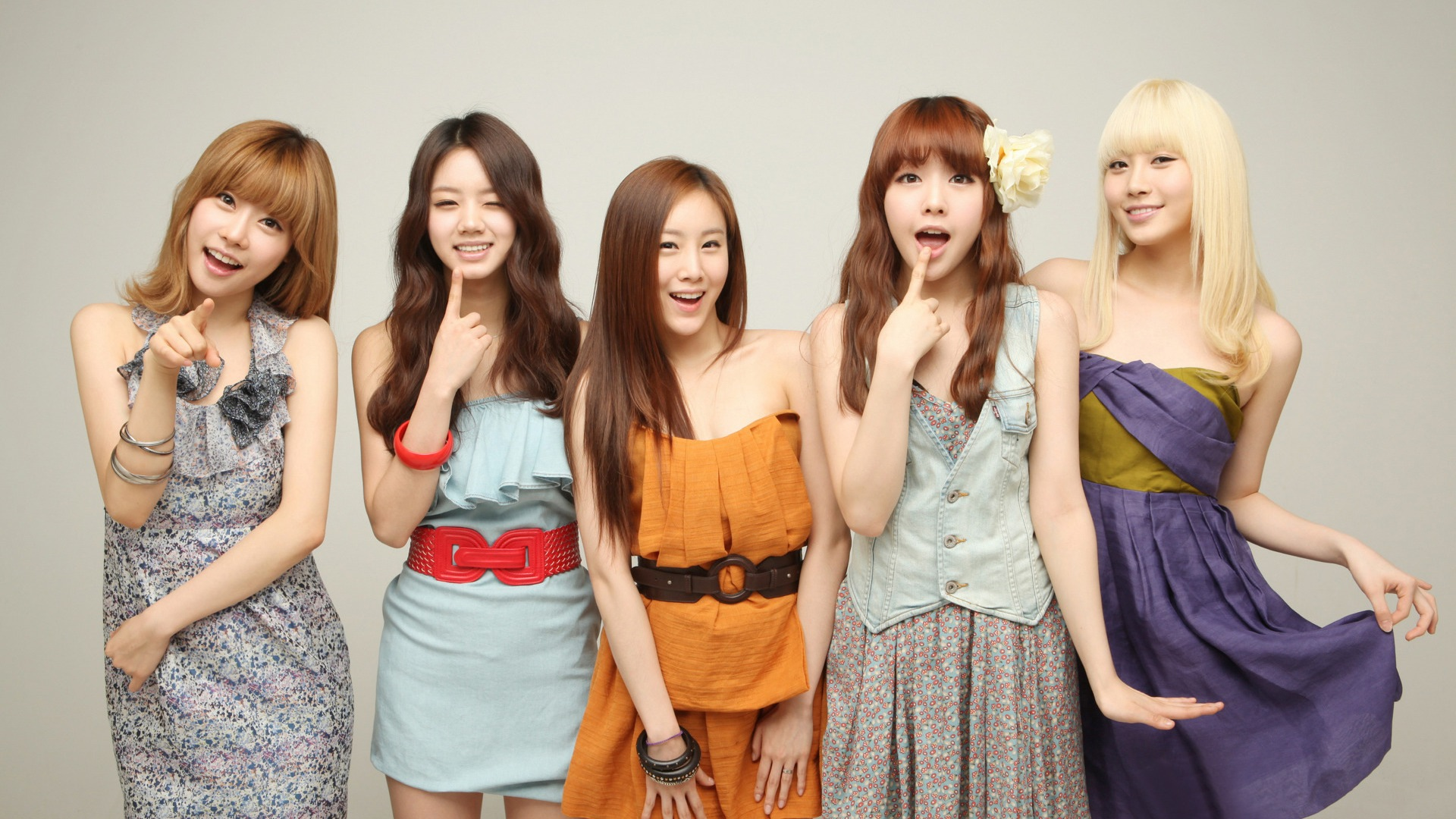 Girl's Day HD Wallpaper | Background Image | 1920x1080 | ID