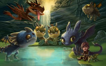 84 Toothless How To Train Your Dragon HD Wallpapers