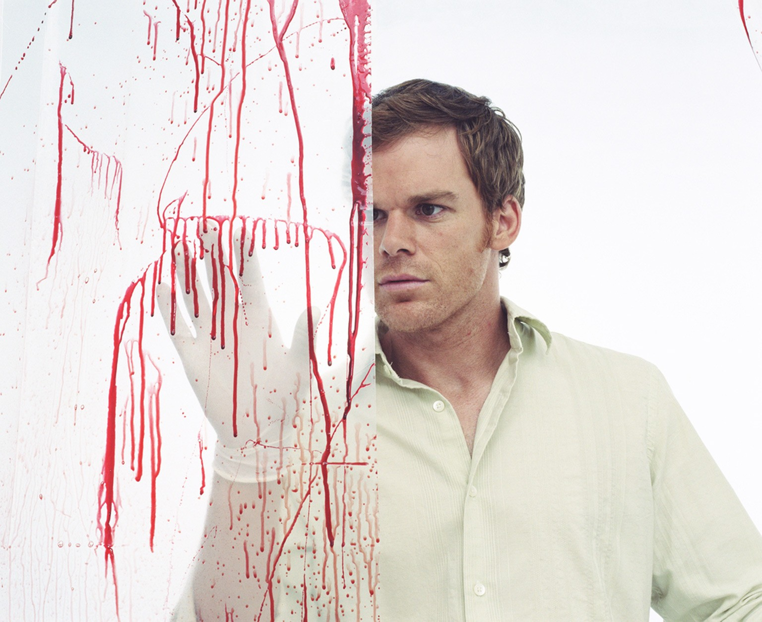 TV-program - Dexter  Michael C. Hall Dexter Morgan Bakgrund