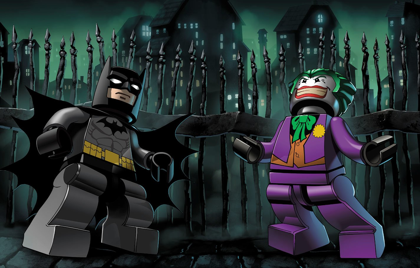 Video Game - LEGO Batman: The Videogame  Wallpaper