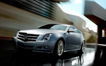 Транспортные Средства - 2011 Cadillac CTS Coupe Wallpapers and Backgrounds ID : 498313