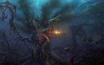 Dark - Creature Wallpapers and Backgrounds ID : 498916
