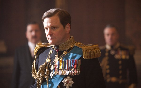 Movie The King's Speech Colin Firth King George Vi HD Wallpaper | Background Image