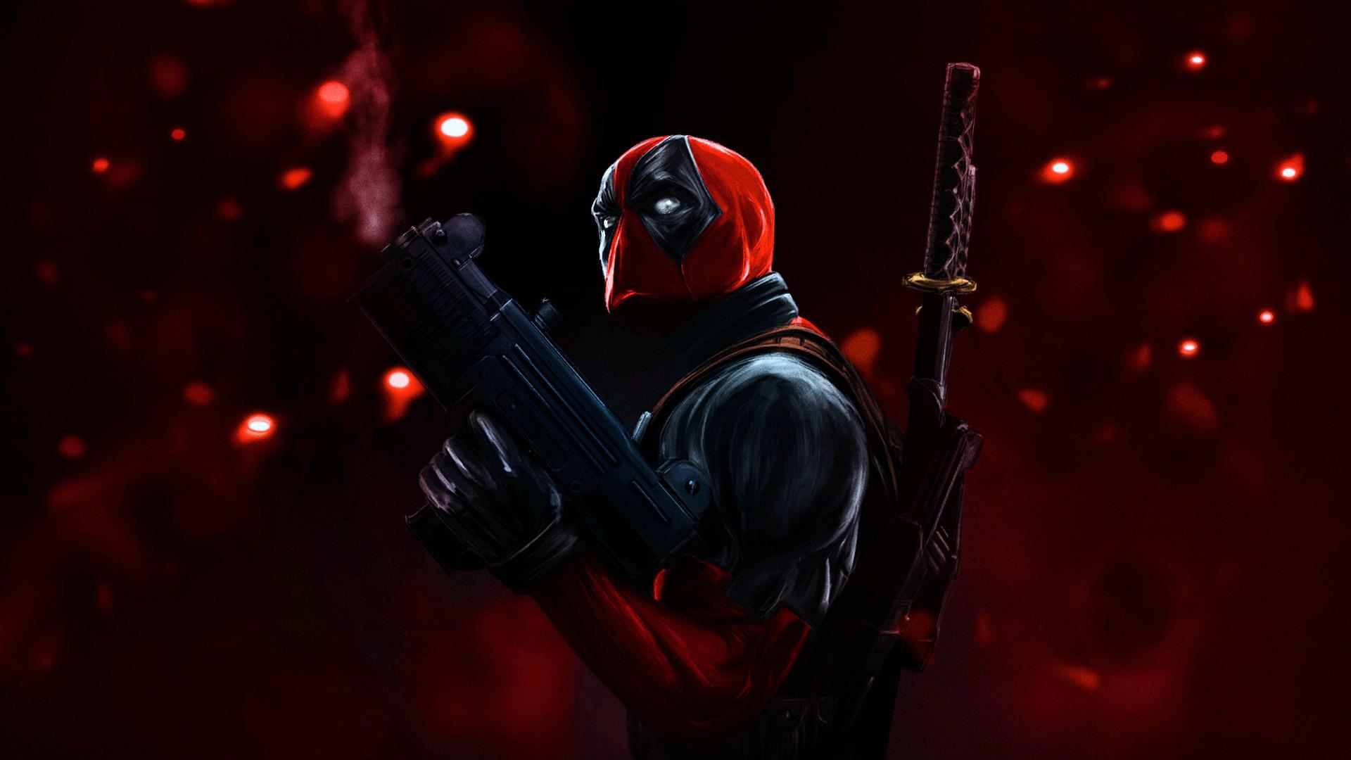 Deadpool Hd Wallpaper Background Image 1920x1080 Id 499345