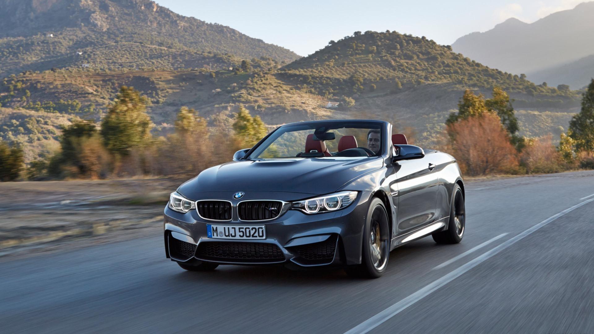 2015 BMW M4 Cabrio Full HD Bakgrund and Bakgrund ...