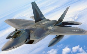 Military - Lockheed Martin F-22 Raptor Wallpapers and Backgrounds ID : 499331
