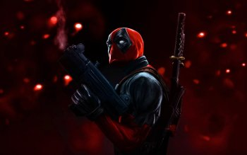 Comics - Deadpool Wallpapers and Backgrounds ID : 499345