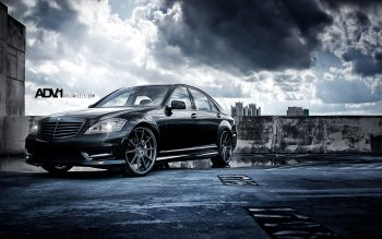 Vehicles - Mercedes-Benz S-Class Wallpapers and Backgrounds ID : 499507