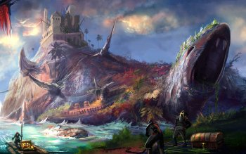 Fantasy - Künstlerisch Wallpapers and Backgrounds ID : 499810
