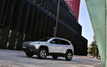 Vehicles - 2014 Jeep Cherokee Wallpapers and Backgrounds ID : 500181