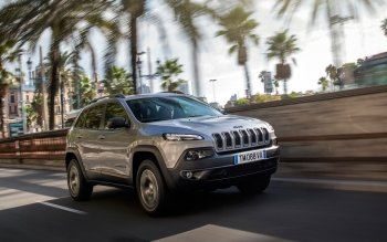 Vehicles - 2014 Jeep Cherokee Wallpapers and Backgrounds ID : 500185