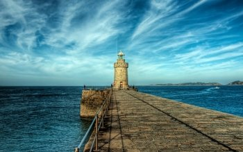 Hecho Por El Hombre - Lighthouse Wallpapers and Backgrounds ID : 500212