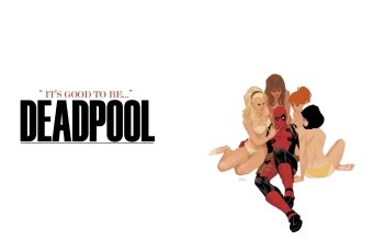 Comics - Deadpool Wallpapers and Backgrounds ID : 500950