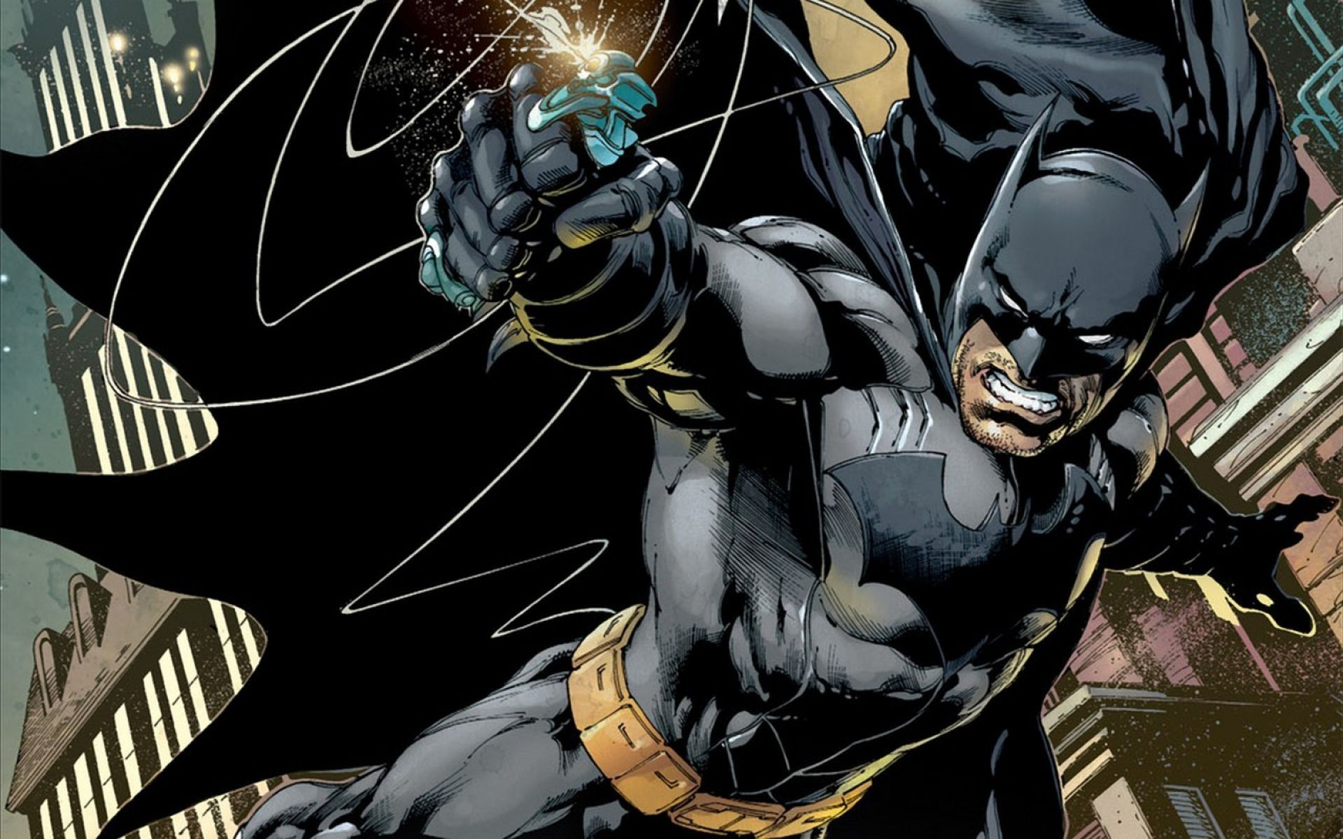 Batman Full HD Wallpaper And Background Image